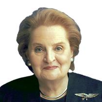 Albright Madeliene