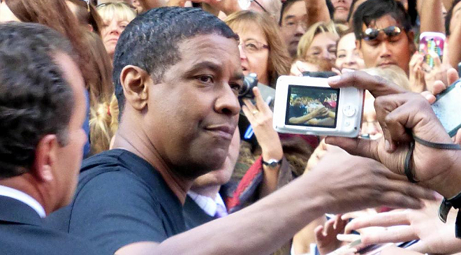 Denzel Washington A Celebrity Who Makes a Difference