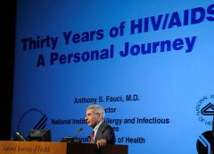 Dr. Anthony Fauci Influencer in Public Health Decisions on Infectious Diseases
