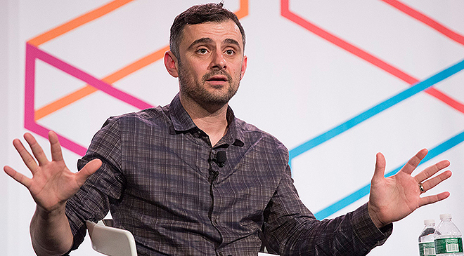 Gary Vaynerchuk Advising Influencers about Personal Brand