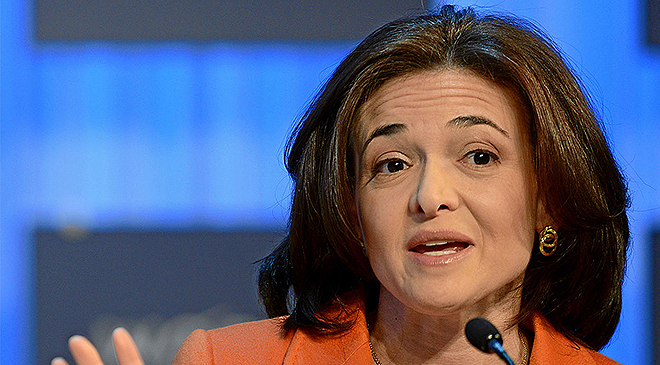 Sheryl Sandberg Influencing Women to Remove Career Obstacles